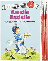 Amelia Bedelia I Can Read Box Set #1: Amelia Bedelia Hit the Books