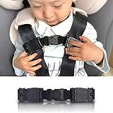 ラプス ハーネスクリップ 抜け出し防止 胸ハーネスクリップ チャイルドシート·安全シート·ベビーシートに適用