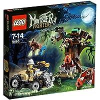 レゴ (LEGO) モンスターファイター オオカミ人間 9463