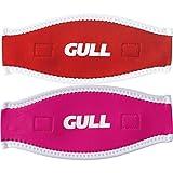 GULL マスクバンドカバーワイドII GP-7035A リバーシブル サンレッド×ローズピンク