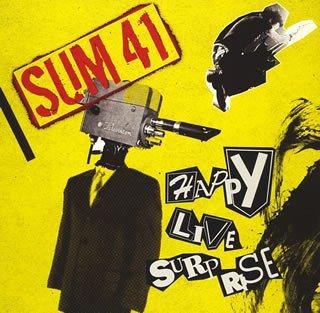ハッピー・ライヴ・サプライズ~SUM41ライヴ・ベスト(初回限定盤)(DVD付)