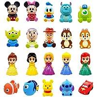 プカプカ お風呂 遊び おすわり ディズニー キャラクターズ キッズ セット 全20種 セット