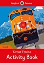 Great Trains Activity Book Ladybird Readers Level 2 (Ladybird Readers, Level 2)