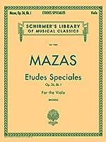 Etudes Speciales, Op. 36: Viola Method