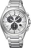 [シチズン]CITIZEN 腕時計 ATTESA アテッサ Eco-Drive エコ・ドライブ メタルフェイス 多機能 クロノグラフ BL5530-57A メンズ