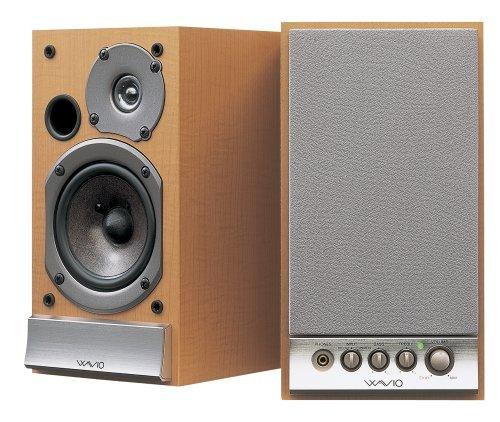 ONKYO WAVIO Amplifier built-in speaker ? (15W + 15W) Hi-Res sound source corresponding GX-D90 (Y) (grain) [並行輸入品]