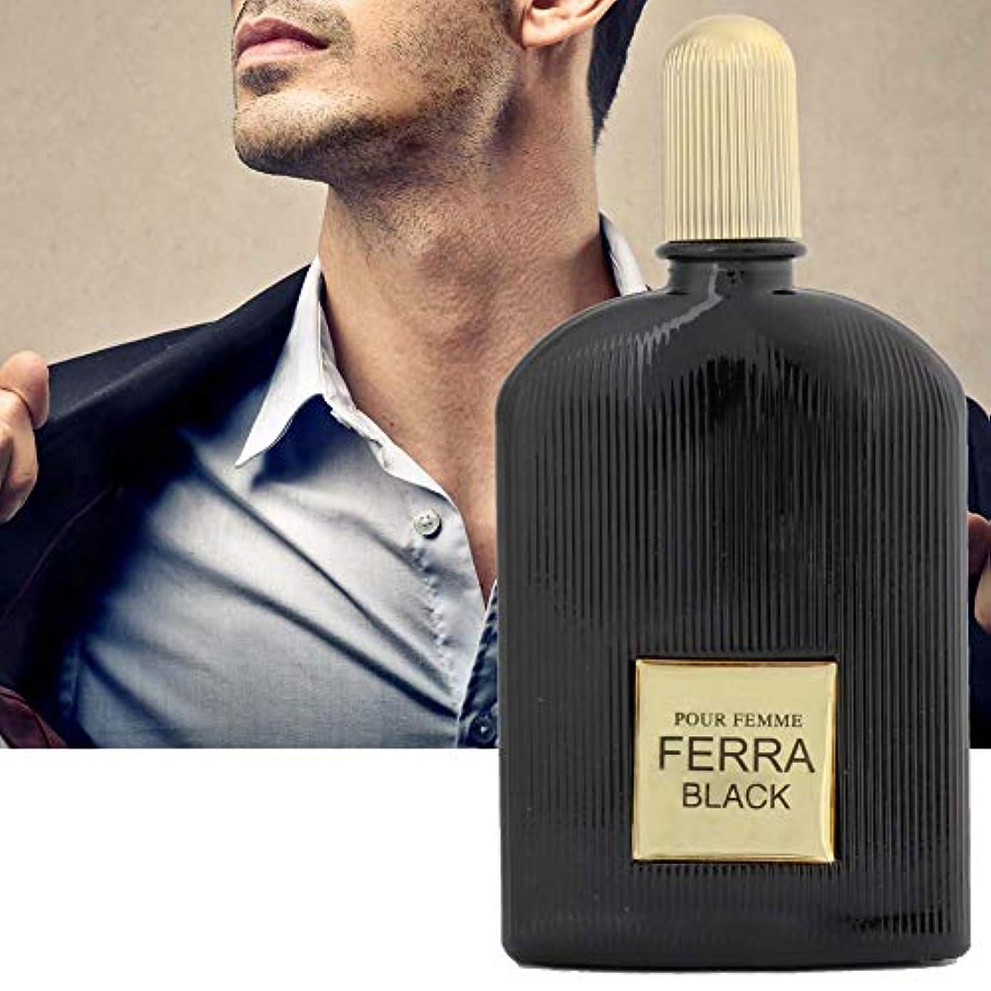 お香ぼんやりしたクレア男性用香水、100ml女性用男性香水香水ガラス瓶フラワー香水、紳士長持ちする液体フレッシュサマー香水ビジネスディナーと予定