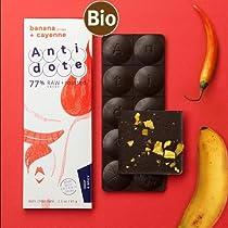 Antidote (アンチドーテ) 77% ヘスティア バナナ+ カイエンペッパー