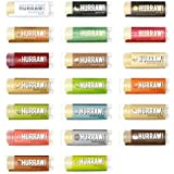 HURRAW! Lip Balms: 5 Pack ? Buyers Choice, Pick Any 5 (Contact Seller and Pick 5 Flavors, 25 Flavors.