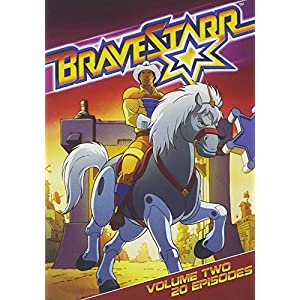 Bravestarr 2: 20 Episode Collection [DVD] [Import]