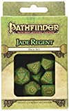 Q-WORKSHOP Pathfinder パスファインダー Jade Regent ダイス 7個 セット
