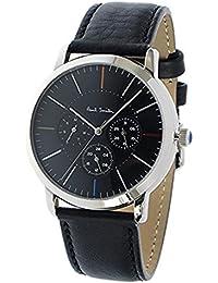 ポールスミス エムエー MA クオーツ メンズ 腕時計 P10110 ブラック [並行輸入品]