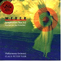 Weber;Symphonies 1 + 2