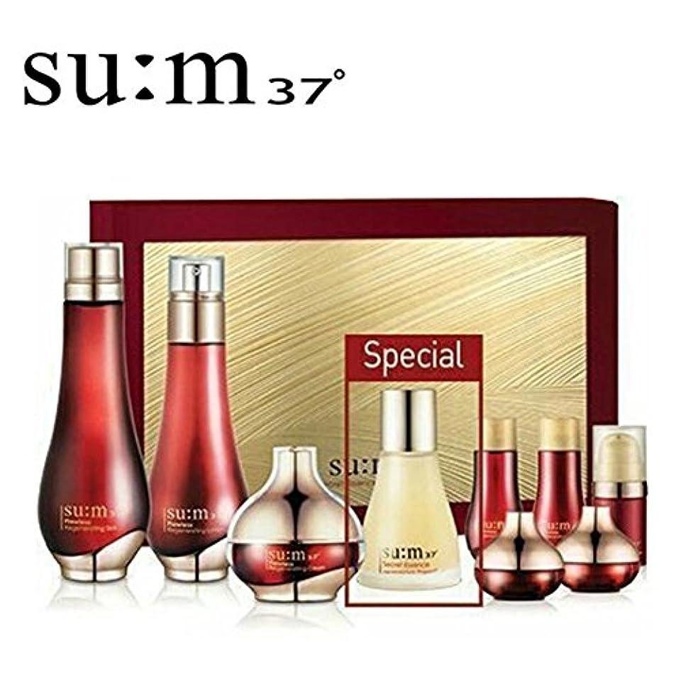 識別出会いモニター[su:m37/スム37°] SUM37 Flowless Special Set/ sum37 スム37? フローレス 3種 企画セット +[Sample Gift](海外直送品)