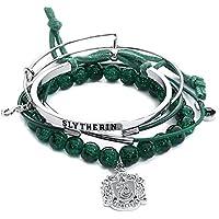 Bracelet - Harry Potter - Slytherin Arm Party New Licenced bv3wgbhpt