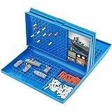 P Prettyia 古典的 対戦戦略ゲーム 海の戦い 戦艦ボードゲーム おもちゃ