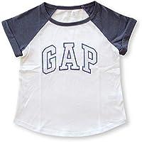 (ギャップキッズ)GAP kids ロゴ スパンコール刺繍 ラグランTシャツ 【並行輸入品】 (12T/150cm)