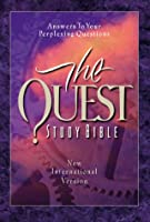 The Quest Study Bible: New International Version/Burgundy Bonded Leather
