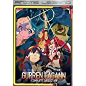 Gurren Lagann TV Series: Complete Collection Anime [DVD] [Import]