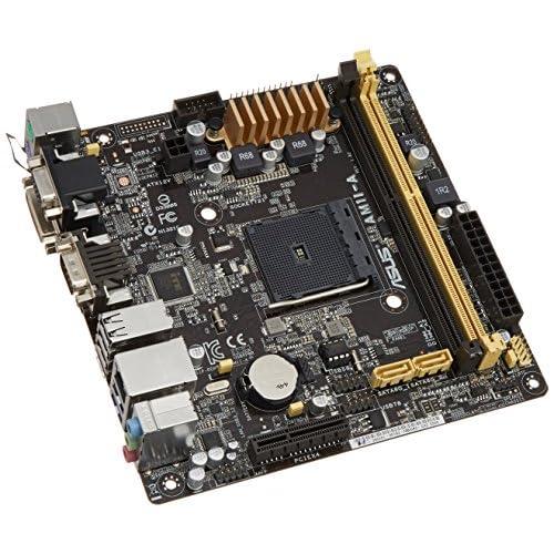 ASUSTeK AMD AM1チップセット搭載マザーボード AM1I-A 【Mini-ITX】