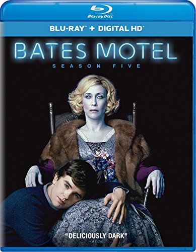 Bates Motel: Season Five [Blu-ray] [Import]