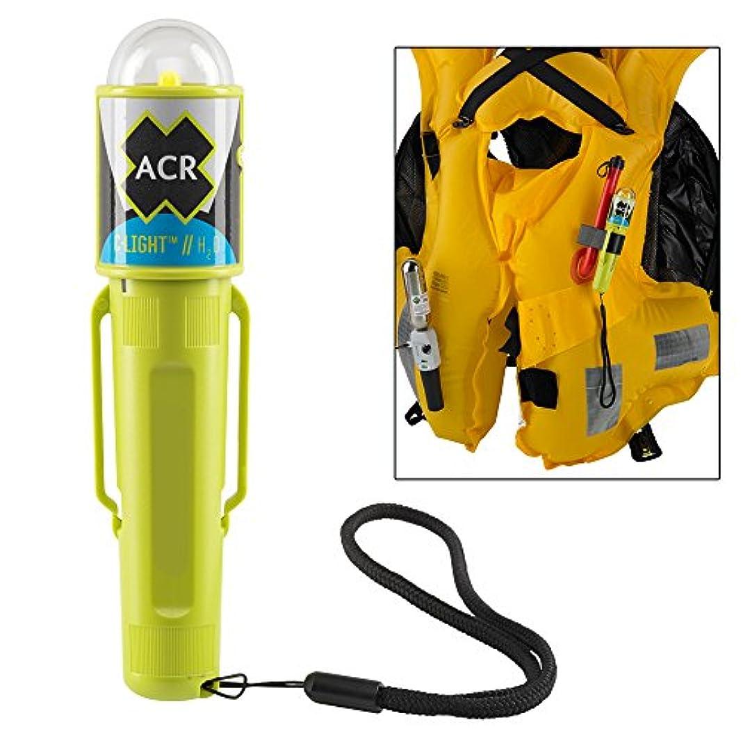 累計関係イサカAcr C-Light H20, Led Pfd Vest Light W/Clip, Water-Activated (Part #3962.1 By Acr Electronics) by ACR Electronics