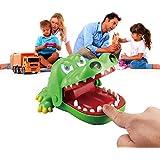 ワニー おもちゃ  ハズレの歯  口歯科咬合フィンガーゲーム 家族玩具 ワニパニックおもちゃ