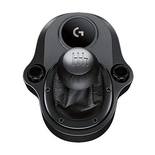Logicool G ステアリングコントローラー LPST-14900 ブラック シフター ドライビングフォース PS4 PS3 6速レバー G29 国内正規品 2年間メーカー保証