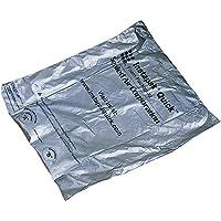 BOX USA BIQH20B Instapak Quick Expandable Foam Bags Bulk Pack 18 x 18 Gray (Pack of 210) [並行輸入品]