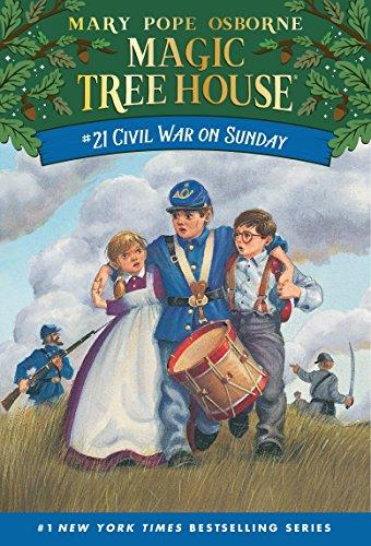 Civil War on Sunday (Magic Tree House (R))の詳細を見る