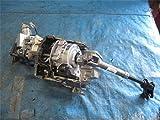 日産 純正 マーチ K12系 《 AK12 》 ステアリングコラム 48810-AX003 P42400-17011173