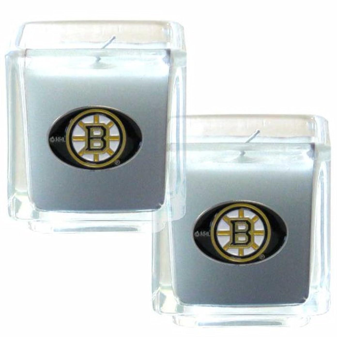 質量ほとんどない狼NHL Scented Candle Set