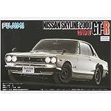 フジミ模型 1/24 インチアップシリーズ No.115 ニッサンスカイラインGT-R KPGC10 ハコスカGT-R DX.エッチング付き プラモデル ID115