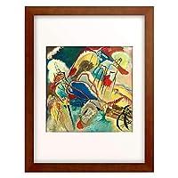 ワシリー・カンディンスキー Wassily Kandinsky (Vassily Kandinsky) 「Improvisation 30 (Kanonen), 1913.」 額装アート作品