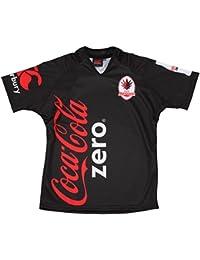 Coca-Cola(コカ・コーラ) レッドスパークス プラクティスジャージ ブラック