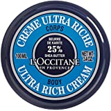Loccitane Shea Butter Ultra Rich Body Cream by LOccitane for Unisex - 3.4 oz Body Cream, 102 milliliters