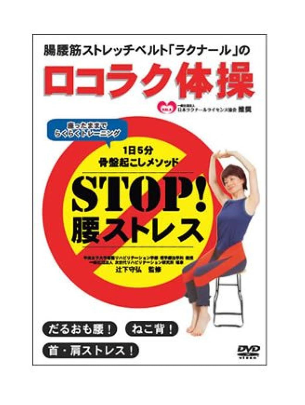 クレーターレプリカ髄ロコラク体操DVD