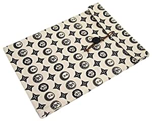 『龍が如く』尾道帆布 代紋モノグラムファイルケース