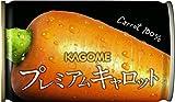 【Amazon.co.jp限定】 カゴメ プレミアムキャロット 糖度10・β-カロテン1.2倍 160g