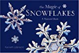 The Magic Of Snowflakes: A Postcard Book (Postcard Books (Voyageur Press))