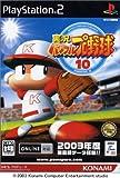 実況パワフルプロ野球 10 (Playstation2)