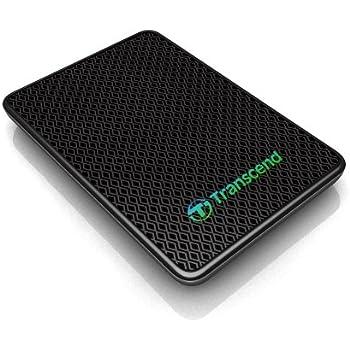 Transcend 外付けSSD 512GB USB3.0 MLC TS512GESD400K
