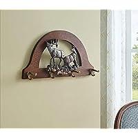 DDコートフックハンガークリエイティブ寝室Porchソリッド木製コートラック壁 4 hooks 12457