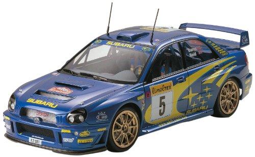 1/24 スポーツカー No.240 1/24 スバル インプレッサ WRC 2001 24240