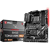 MSI B450 Tomahawk MAX AM4 ATX Motherboard