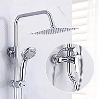 浴室のシャワーセット シャワー装置温水器と冷水器セット加圧水器3つの機能シャワー装置