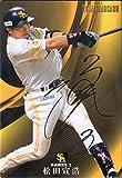 カルビー2017 プロ野球チップス スターカード ゴールドサインパラレル No.S-27 松田宣浩
