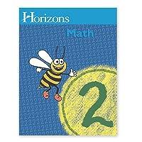 Horizons Math 2 - Workbooks 1 & 2 [並行輸入品]