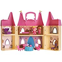 ペッパピッグ プリンセス ペッパのお城 セット Peppa Pig Princess Peppa' s Castle Playset [並行輸入品]