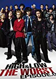 HiGH&LOW THE WORST EPISODE.0[Blu-ray/ブルーレイ]